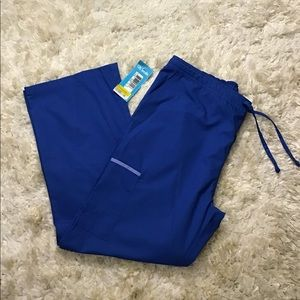 Other - 2pairs of XL Scrubs in blue and gray